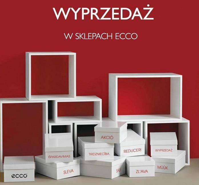 Ruszyła WYPRZEDAŻ kolekcji wiosna/lato 2013 w sklepach ECCO !!! Szukajcie wyjątkowych ofert cenowych już dziś!  Zachęcamy do obejrzenia całej kolekcji na www.ecco.com