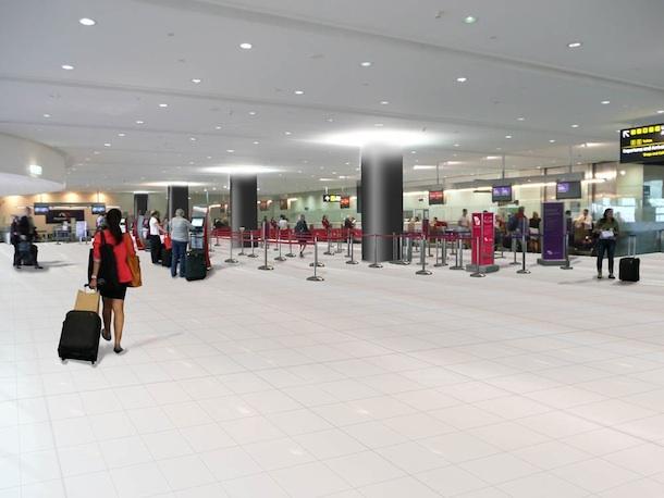 Virgin Australia - Melbourne Airport