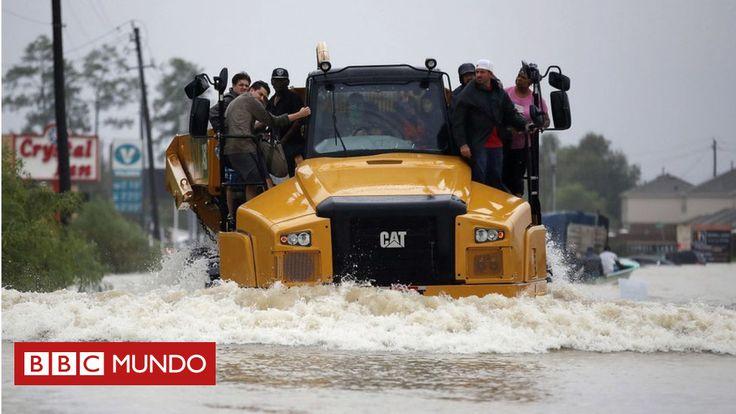 ¿Por qué las autoridades de Estados Unidos no evacuaron Houston antes de que llegara la devastadora tormenta Harvey? - BBC Mundo https://link.crwd.fr/2NYQ
