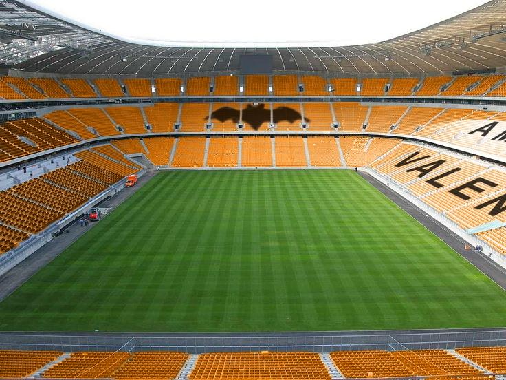 Valencia Football Stadium Tour