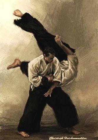 Aikidō ➡ O Caminho da União Universal