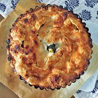 The Apple Pie | Alton Brown | Bloglovin'