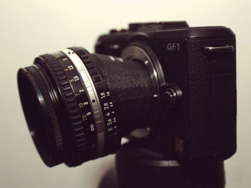 Print (rapid prototyping) Your Own Tilt-Shift Lens with link to plunger tilt shift lens tutorial