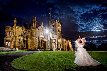 24 Breathtaking British Wedding Venues .. and I got married at number 9! Tylney Hall, Hampshire
