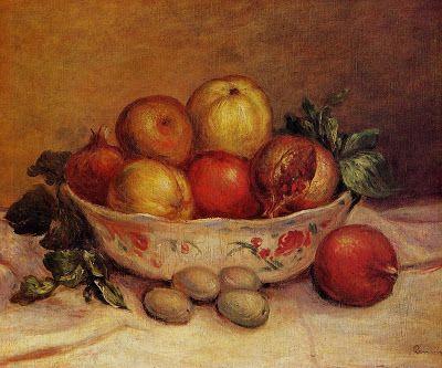 Αποτέλεσμα εικόνας για πίνακες ζωγραφικής φρούτα φθινοπώρου