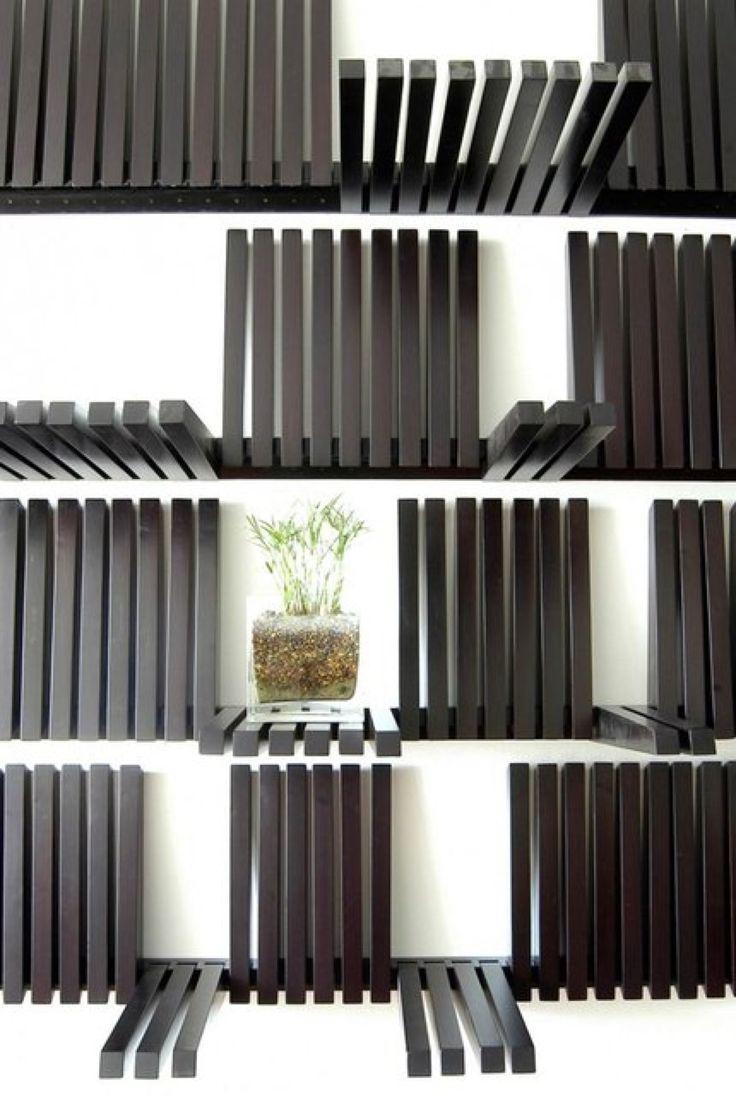 Shelf Inspired by Piano