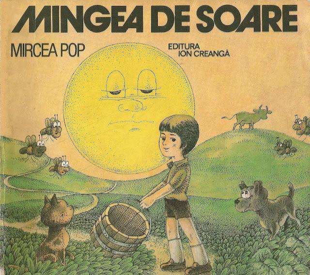 Vasile Olac - Mingea de Soare illustrations