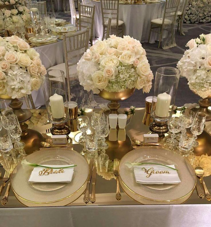 Wedding Things Ideas Beautiful Table Settings Weddings Arrangements Centerpieces Desk Center Pieces Bodas