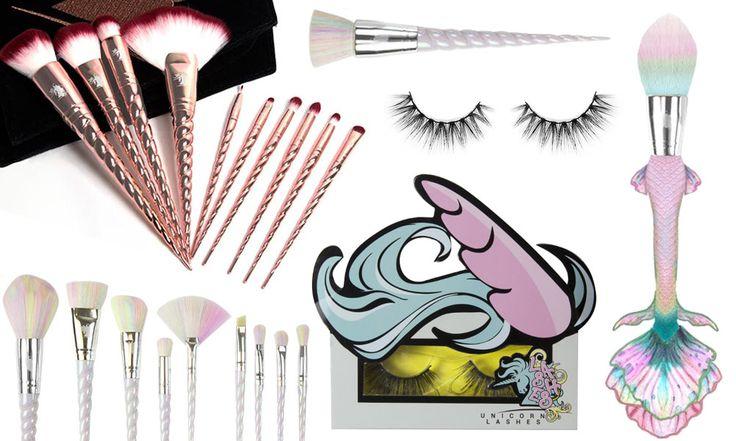Unicorn Lashes Pennelli e Ciglia finte: dove comprare e Foto - https://www.beautydea.it/unicorn-lashes-pennelli-ciglia-finte-dove-comprare/ - Unicorn Lashes è un brand britannico famoso per i pennelli a tema unicorno e ciglia finte da sogno!
