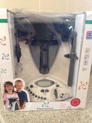 Hahaha no way! My eldest would love this - Baby Thermomix TM31 For Kids Toy Version Authentic And Rare. Xmas Gift