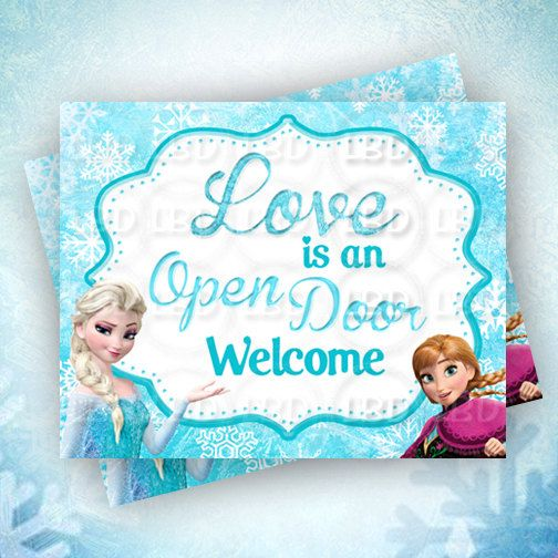 37 Best Images About Frozen Birthday Party Supplies Elsa Party On Pinterest