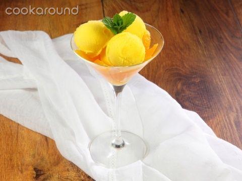 Gelato all'arancia | Cookaround