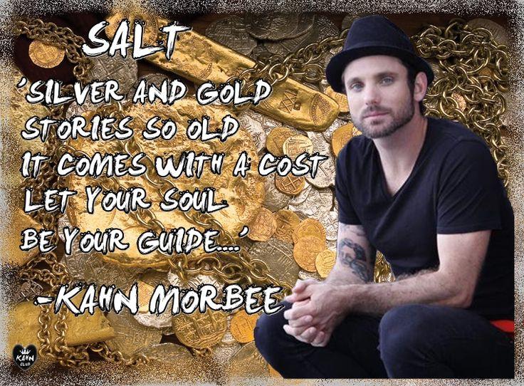 Lyrics from the new cd-SALT
