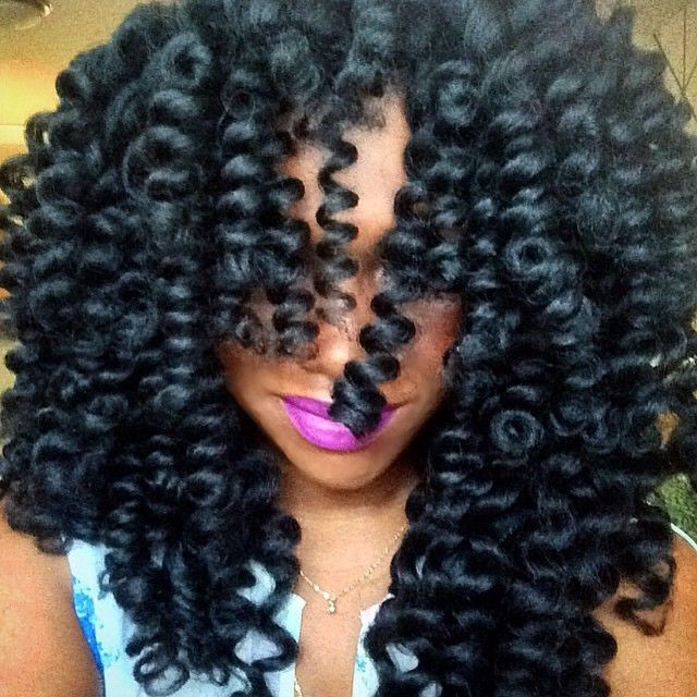 Crochet Hair Nyc : about hair on Pinterest Natural Hair, Crochet Braids and Perm Rods
