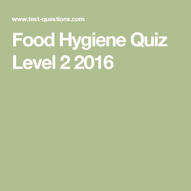 food safety at work quiz questions food safety puzzles by janharper
