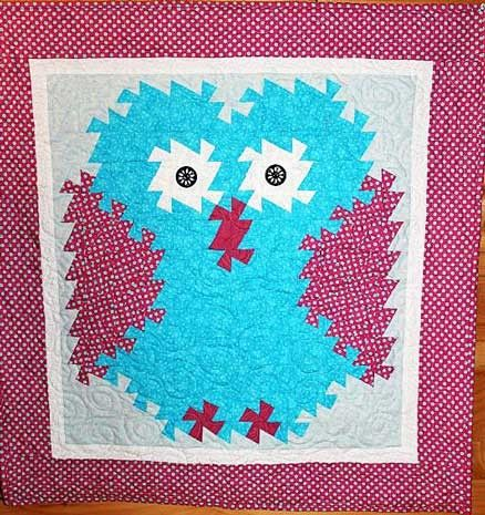 25+ best ideas about Owl quilt pattern on Pinterest Owl quilts, Owl applique and Owl patterns