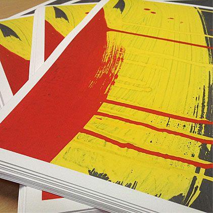 "Limited edition  Giclée Prints on Somerset Velvet Enhaced the work of Jordi Castells for the event ""Jo també hi era"", support act Cardedeu mural.  #somerset #giclee #print #cardedeu #mural #jordicastells @graficartprints"