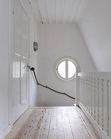 Image result for round windows stair