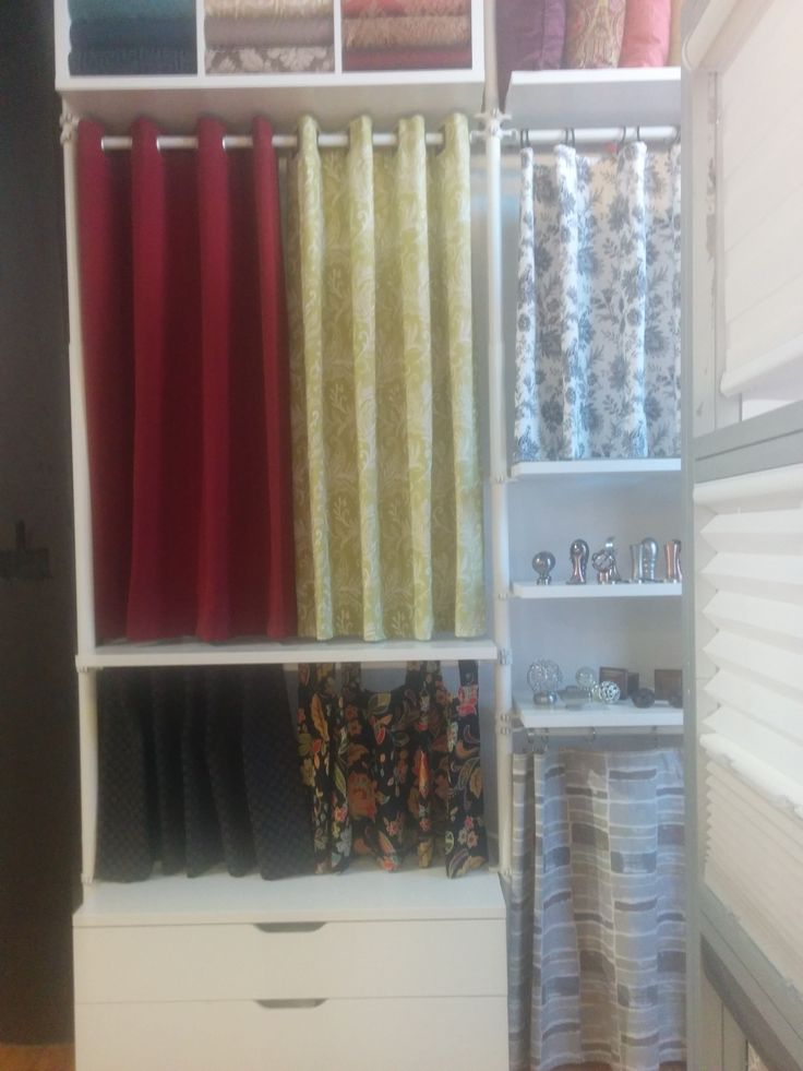 Do you want some inspiration? Come down to our show room. Let one of our talented staff help you choose the drapes of your dreams! http://www.budgetblinds.com/ReginaSouth/ 306-949-2300 1433 Hamilton St, Regina, #curtains #drapes #regina #panels #budgetblinds