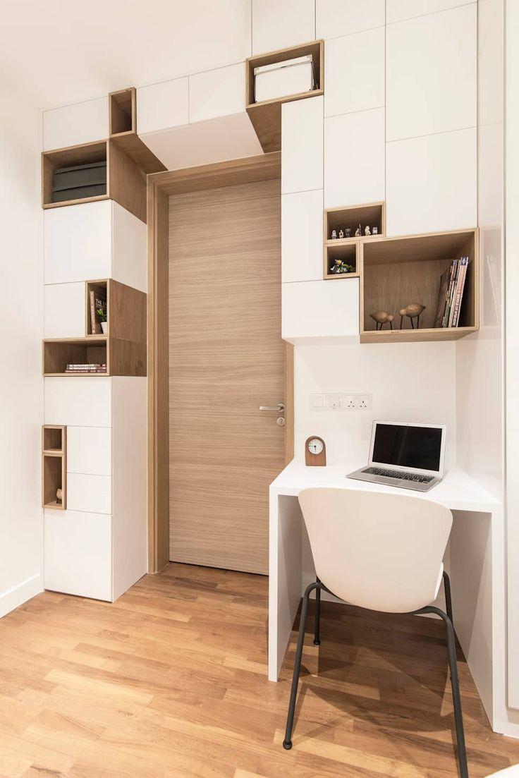 Foto di camera da letto in stile in stile minimalista di eightytwo pte ltd | homify