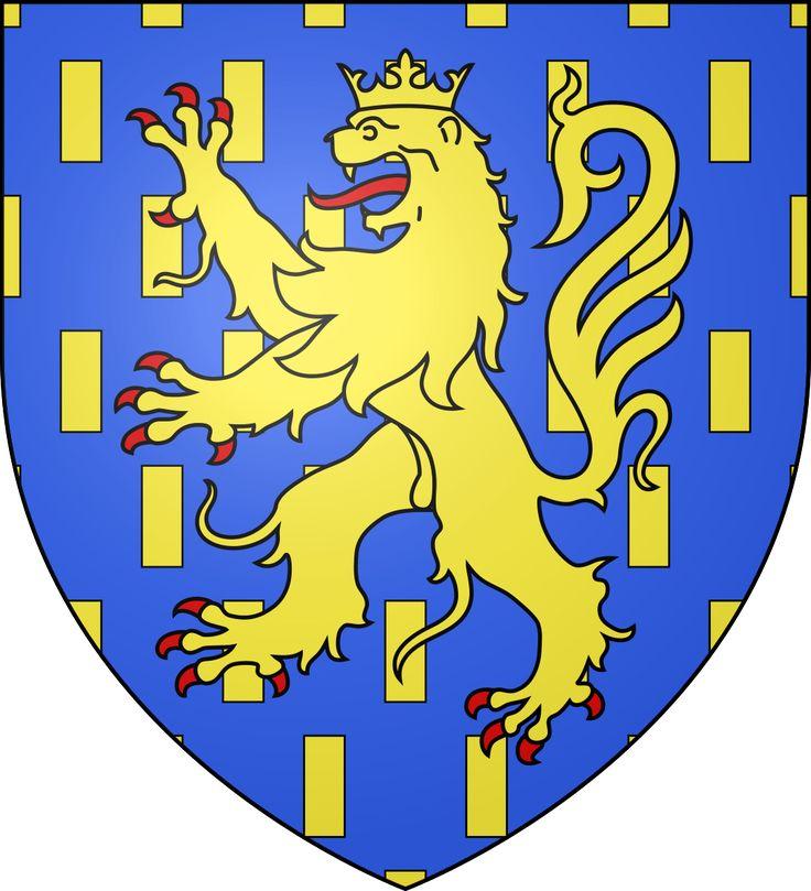 Coat of Arms of Franche-Comté France
