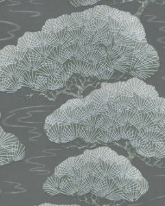 "Little Greene Wallpaper, the Oriental Range. ""Whimsical and Wonderful"" #InteriorDesign."