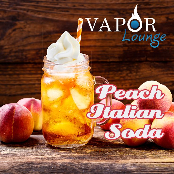 Channel your inner Southern belle with our refreshing Peach Italian Soda! Sweet sparkling soda infused with succulent sun-kissed peaches, and steeped to perfection. So grab a glass and a rocking chair, and enjoy your beverage on the front porch while the sun sets. Keepin' it peachy keen since 2016!