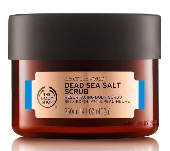 Peeling solny SPA Of The World The Body Shop