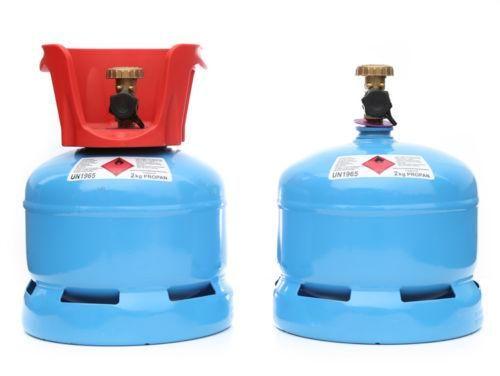 11 kg Propangasflasche Gasflasche Eigentum Nutzung leer Campinggas