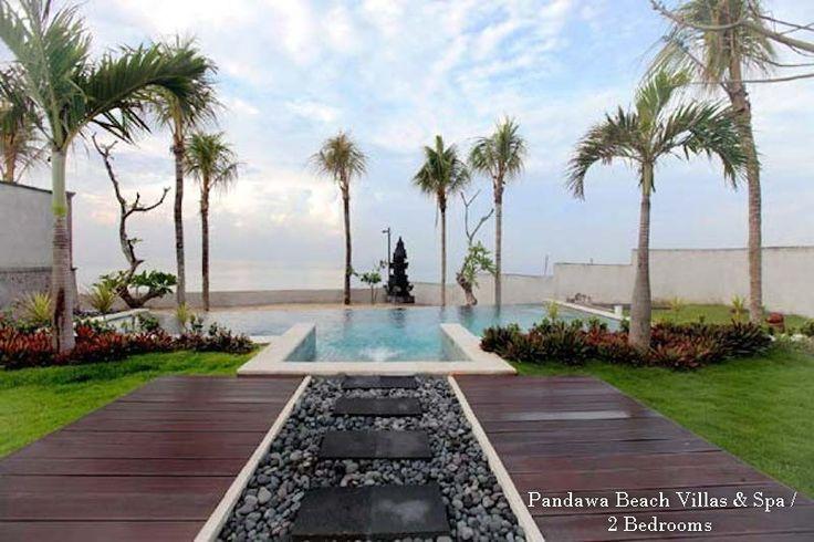 Pandawa Beach Villas & Spa - 2 Bedroom Beach view - Sanur Ketewel - Arjuna - 2 Bedrooms, Surrounding : Beach front  http://www.beyondvillas.com/villa-for-wedding/581/pandawa-beach-villas-spa-2-bedroom-beach-view