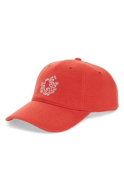 6ab3d6f5 LACOSTE KEITH HARING GRAPHIC PIQUE CAP - RED. #lacoste | Lacoste in 2019 |  Lacoste, Lacoste men, Keith haring