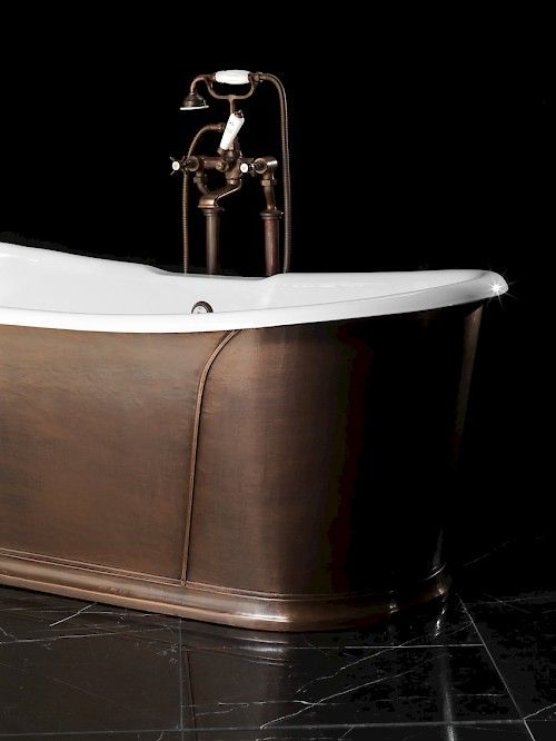 Camelot Rame Antico Bathtub