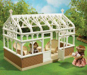 Buy Conservatory + FREE Garden Set online, - Sylvanian Families