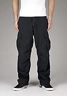 CARHARTT Cargo Pant Cargo Pants, black stone washed