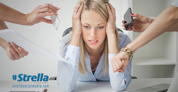 Working. Through. Stress. http://bit.ly/workingstress #Strella