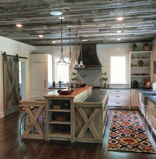 19 Must See Practical Kitchen Island Designs With Seating: 17 Best Images About Kitchen And Dining Ideas On Pinterest