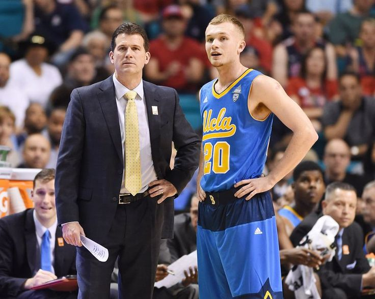 Bryce Alford & Steve Alford UCLA Bruins Photo (Choose Size)