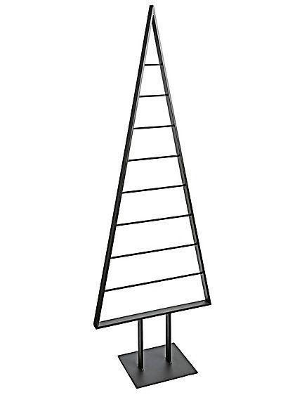 metallbaum in 2 gr en weihnachten deko kauf. Black Bedroom Furniture Sets. Home Design Ideas