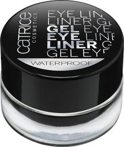 Gel Eyeliner Waterproof 010 Black Jack with Jack Black