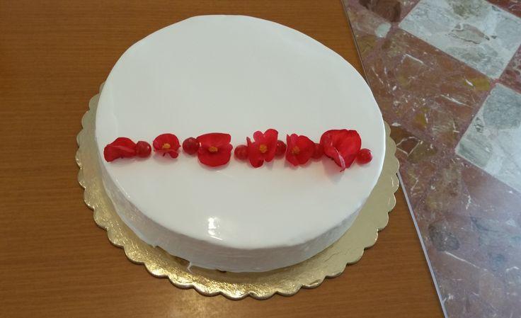Torta Perla Rubino di Montersino