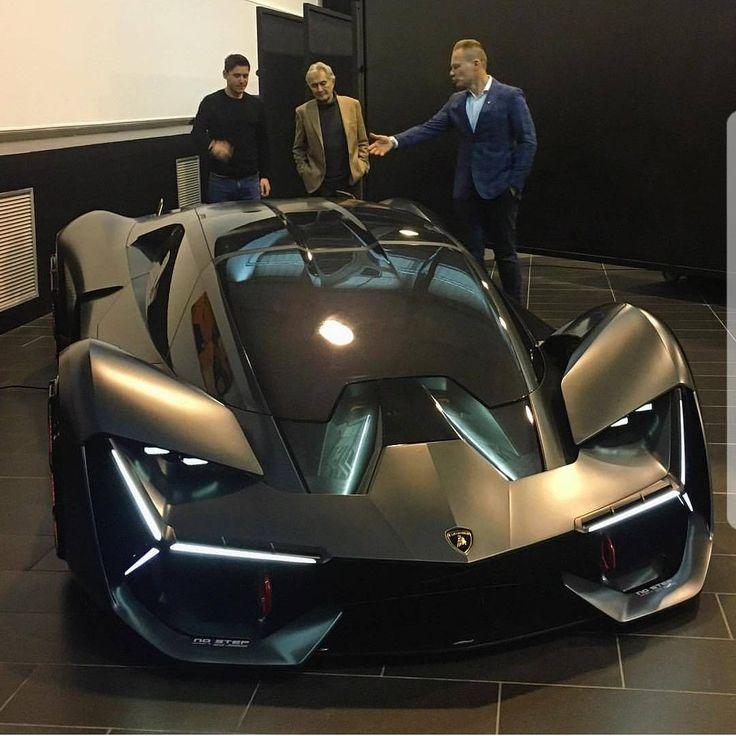 Nouvelle Lamborghini Mahyar
