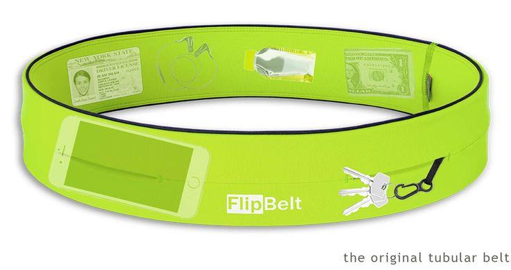 FlipBelt – Fitness Running Belt for Phones & Accessories