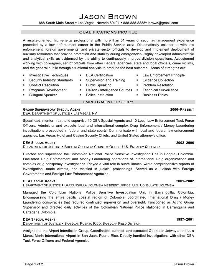 Security Resume Examples http//www.jobresume.website