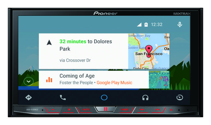Android Auto available in aftermarket Pioneer stereos Q1 - https://www.aivanet.com/2015/01/android-auto-available-in-aftermarket-pioneer-stereos-q1/