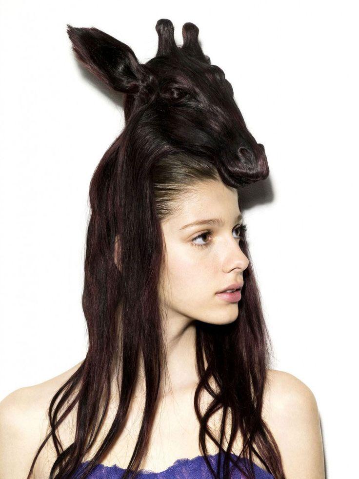 28 coupes de cheveux complètement improbables qui feront de vous la personne la plus originale du monde