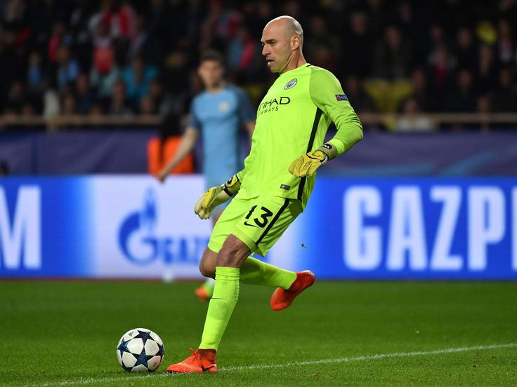 Chelsea sign former Manchester City goalkeeper Willy Caballero on free transfer