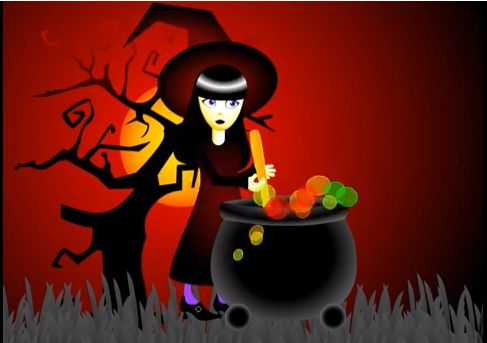 Cool song about making a Halloween soup, great visuals and a beat that my first graders love!