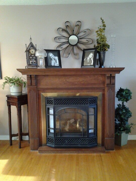 My fire place