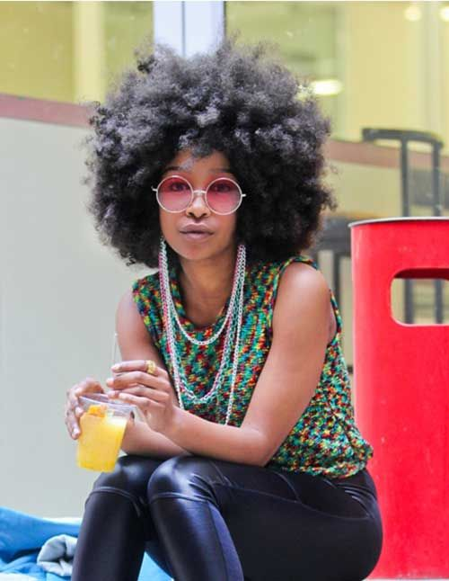 Black Girls Killing It: 25 Cool Black Girl Hairstyles