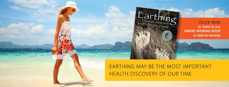 I want an earthing bed!! The image was copywrited, but you can check it out at www.earthing.com